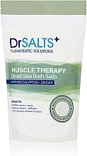 Kup Sól do kąpieli - Dr Salts+ Therapeutic Solutions Muscle Therapy Dead Sea Bath Salts