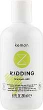 Kup Szampon do włosów dla dzieci - Kemon Liding Kidding Shampoo H&B