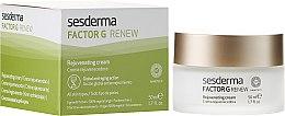 Kup Przeciwstarzeniowy krem regenerujący do twarzy - SesDerma Laboratories Factor G Anti-Aging Regenerating Facial Cream