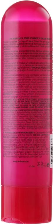 Nabłyszczający szampon do włosów - TIGI Bed Head Recharge High-Octane Shine Shampoo — фото N2