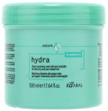 Kup Odżywczy krem-maska z pszczelim mleczkiem - Kaaral Hydra Nourish Mask
