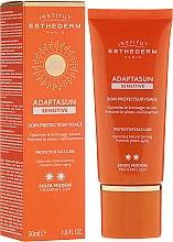 Kup Przeciwsłoneczny krem do twarzy do skóry wrażliwej - Institut Esthederm Adaptasun Sensitive Protective Face Care