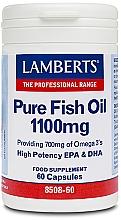 Kup Suplement diety w kapsułkach Czysty olej rybny - Lamberts Pure Fish Oil 1100mg