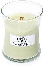 Kup Świeca zapachowa w szkle - WoodWick Hourglass Candle Willow