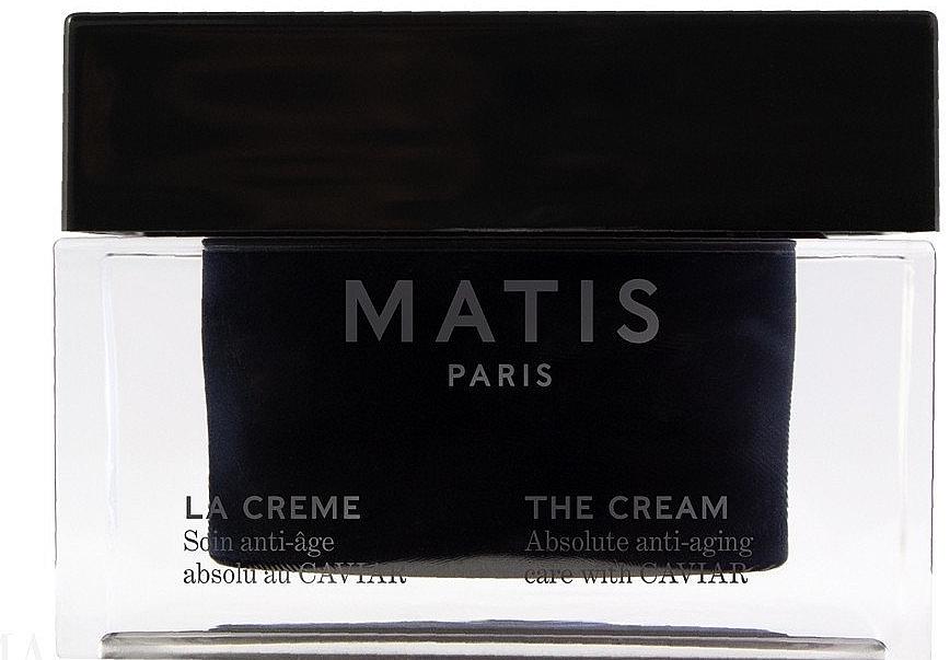 PRZECENA! Przeciwzmarszczkowy krem na dzień do twarzy - Matis Reponse Caviar The Cream * — фото N1