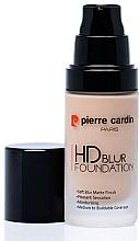Kup Podkład do twarzy - Pierre Cardin HD Blur Foundation