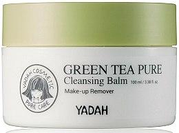 Kup Oczyszczający balsam do twarzy z zieloną herbatą - Yadah Green Tea Pure Cleansing Balm