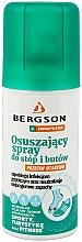 Kup Osuszający spray do stóp i butów - Bergson Foot Spray