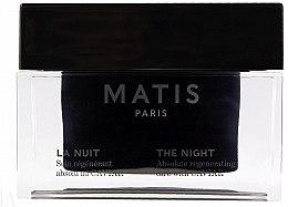 Kup Regeneracyjna pielęgnacja do twarzy na noc - Matis Reponse Caviar The Night
