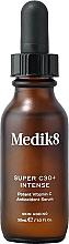 Kup Serum do twarzy z witaminą C i kwasem ferulowym - Medik8 Super C30+ Intense