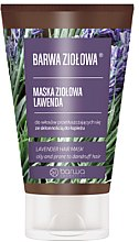 Kup Maska ziołowa do włosów przetłuszczających się ze skłonnością do łupieżu Lawenda - Barwa Ziołowa