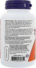 Wegańskie kapsułki wspomagające oczyszczanie organizmu - Now Foods Detox Support — фото N2
