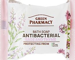 Kup Antybakteryjne mydło do rąk Szałwia i tymianek - Green Pharmacy