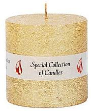 Kup Naturalna świeca, 7,5 cm - Ringa Golden Glow Candle