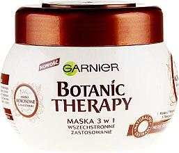 Kup Maska do włosów 3 w 1 Mleko kokosowe i macadamia - Garnier Botanic Therapy