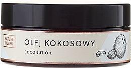 Kup 100% naturalny olej kokosowy - Nature Queen Cooconut Oil