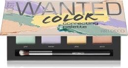 Kup Paleta korektorów przeciw niedoskonałościom skóry - Artdeco Most Wanted Color Correcting Palette