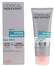 Kup Nawilżający krem do twarzy po goleniu - L'Oreal Paris Men Expert Hydra Sensitive After-Shave