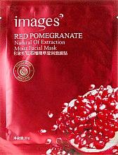 Kup Nawilżająca maska do twarzy z czerwonym granatem - Images Moist Facial Mask Red Pomegranate