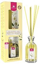 Kup Dyfuzor zapachowy Jaśmin i białe kwiaty - Cristalinas Reed Diffuser