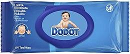 Kup Chusteczki nawilżane dla dzieci - Dodot