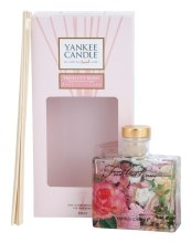 Dyfuzor zapachowy Świeże cięte róże - Yankee Candle Fresh Cut Roses — фото N2