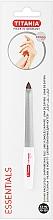 Kup Szafirowy pilnik do paznokci rozmiar 5 - Titania Essentials Soligen Saphire Nail File
