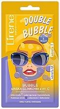 Kup Bąbelkowa maska glinkowa z witaminą C do cery tłustej i mieszanej - Lirene Double Bubble Mask