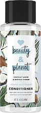 Kup Odżywka zwiększająca objętość włosów Woda kokosowa i mimoza - Love Beauty&Planet Beauty And Bounty Conditioner