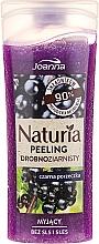 Kup Myjący peeling drobnoziarnisty Czarna porzeczka - Joanna Naturia Peeling
