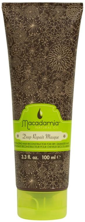 Regenerująca maseczka do włosów - Macadamia Natural Oil Deep Repair Masque