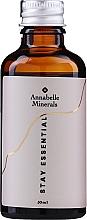 Kup Naturalny olejek wielofunkcyjny do skóry suchej i dojrzałej - Annabelle Minerals Stay Essential