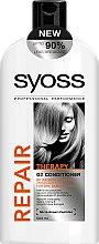 Kup Odżywka do włosów suchych i zniszczonych - Syoss Repair Therapy 02 Conditioner