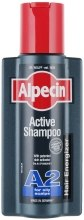 Kup Szampon aktywujący wzrost włosów do tłustej skóry głowy - Alpecin A2 Active Shampoo