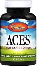 Kup Antyoksydanty w żelowych kapsułkach - Carlson Labs Aces
