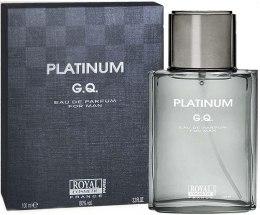 Kup Royal Cosmetic Platinum G.Q. - Woda toaletowa