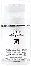 Kup Miks kwasów do eksfoliacji Laktobionowy + pirogronowy + mlekowy + azelainowy 40% - APIS Professional Exfoliation Acid Mix