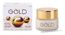 Kup Nawilżająco-rozświetlająco krem do twarzy SPF 15 - Diet Esthetic Essence Gold Cream