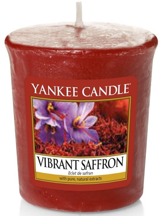 Świeca zapachowa sampler - Yankee Candle Vibrant Saffron — фото N1