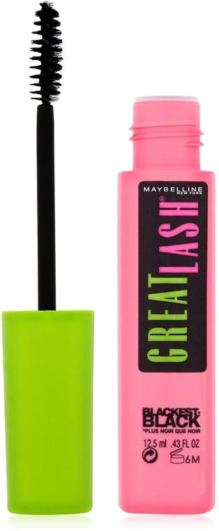 Tusz do rzęs - Maybelline Great Lash