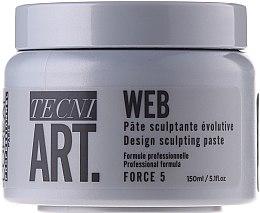 Kup Włóknista pasta rzeźbiąca do włosów - L'Oreal Professionnel Tecni.art A-Head Web Force 5