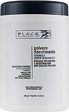 Kup Proszek do rozjaśniania włosów, niebieski (pojemnik) - Black Professional Line Bleaching Powder Blue