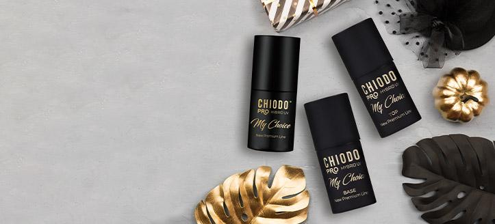 Najtańszy produkt w prezencie, przy zakupie promocyjnych artykułów Chiodo Pro.