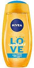 Kup Pielęgnujący żel pod prysznic - Nivea Sunshine Love Shower Gel