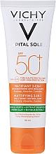Kup Krem matujący do twarzy SPF 50+ - Vichy Capital Soleil Mattifying 3-in-1 SPF 50+