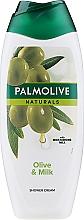 Kup Kremowy żel pod prysznic Oliwka i mleczko nawilżające - Palmolive Naturals Ultra Moisturization Creamy Shower Gel With Olive And Moisturising Milk