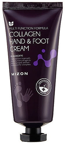 Kolagenowy krem do rąk i stóp - Mizon Collagen Hand And Foot Cream
