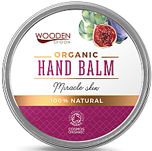 Kup PRZECENA! Organiczny balsam do rąk - Wooden Spoon Hand Balm Miracle Skin *