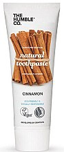 Kup Naturalna pasta do zębów Cynamon - The Humble Co. Natural Toothpaste Cinnamon