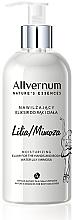 Kup Nawilżający eliksir do rąk i ciała Lilia i mimoza - Allvernum Nature's Essences